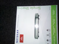 netgear n150 wirless router new in box