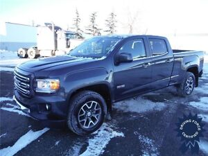 2015 GMC Canyon - All Terrain Pkg. - Crew - 4WD - Only 14,749km