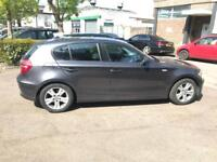 BMW 116i 2008 60K MILES MOT TILL MARCH 2019