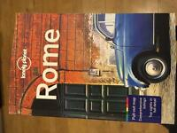 Rome - Lonely Planet Guide (2016)