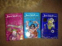 3 David Williams books