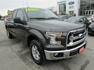 2015 Ford F-150 XLT | 4x4 | LINE-X |