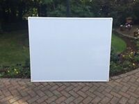 Magnetic dry wipe board, FREE delivery in Brighton and Hove