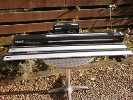 THULE WING ROOF BARS. Brand new boxed.