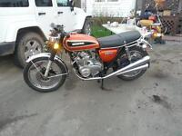 all original cb 550 4