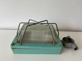 Vintage, GEC, Bulkhead light