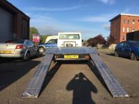FORD TRANSIT LWB RECOVERY/TRANSPORTER TRUCK