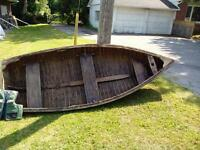 ANTIQUE SAILBOAT PRICE REDUCED
