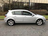 Vauxhall Astra 1.8 SRI 2008, Very low mileage, no advisories, 9 months MOT, not golf, a3, leon, bmw