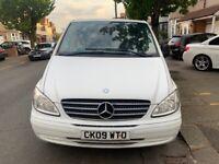 Mercedes-Benz, VITO, Panel Van, 2009, Manual, 2148 (cc)