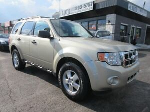 2011 Ford Escape XLT (2.5 L, 4 cyl. automatic)
