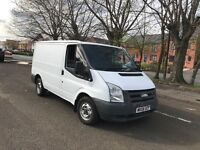 Ford Transit swb 08 plate 186000k Long mot drives perfect immaculate Condition new shape clean van!!