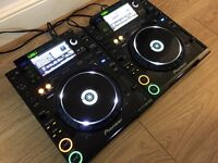 2x Pioneer CDJ 2000 Pair + Cables - Fully Working