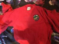 Alehousewells school jumper age 9/10