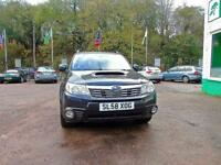 SUBARU FORESTER 2.0D XSN - FULL SERVICE HISTORY (grey) 2008