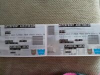 Toto Tickets 7th April Waterfront Hall (X2)