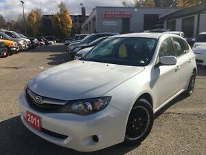 2011 Subaru Impreza 2.5i | AWD | All Power
