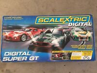 Scalextric Super Digital GT