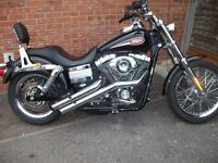 harley davidson low rider 1450 cc black