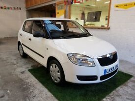 2010 SKODA FABIA 1.2 HTP 5DOOR HATCHBACK, FULL SERVICE HISTORY,HPI CLEAR, DRIVES LIKE NEW, CLEAN CAR