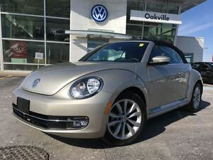 2015 Volkswagen Beetle Convertible CL/BLUETOOTH/HEATED SEATS/1 O