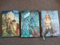BUFFY THE VAMPIRE SLAYER BOOKS { collectible }