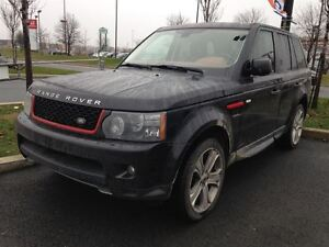 2011 Land Rover Range Rover Sport Supercharged + TOIT OUVRANT +