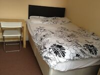 A DOUBLE ROOM FOR RENT ON CHERRY HINTON ROAD