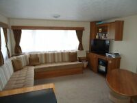 Caravan holiday at Camber Sands - October half term (Mon 24th-Fri 28th) - 3 Bed Gold+, premium pitch