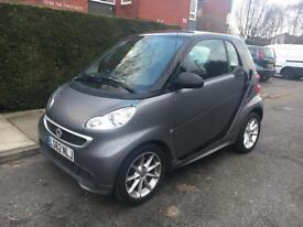 Smart car passion 62 plate