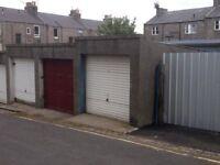 Lock up garage to let, King Street area, Aberdeen