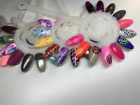 Gel Nails Extention