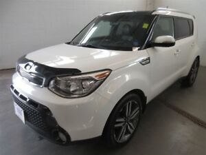 2015 Kia Soul SX- BACK-UP CAM! ALLOYS! NAV! LEATHER!