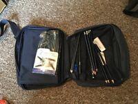 Winsor and newton art carrying bag