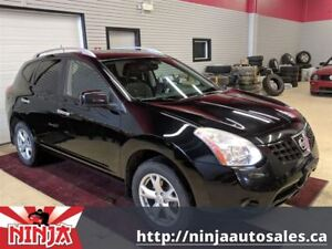 2010 Nissan Rogue SL AWD-Leather-Sunroof-Heated Seats