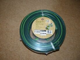 GARDEN HOSE.NEW IN PACK.ONLY £5