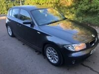 bmw 1 series full service history low mileage only 81000 cam belt done 11 months mot