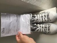 Authentic Dior Trainers **Sale**