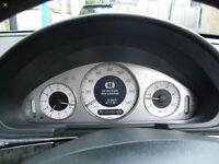 Merceds Benz E class W211 resting ABS pump SBC service CODE C249F