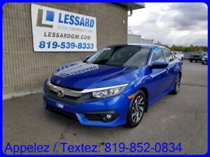 2016 HONDA CIVIC LX, USB, CAMERA DE RECUL,