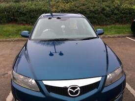 Mazda 6 hatchback 2lt diesel 07 plate