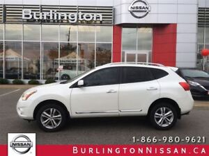 2013 Nissan Rogue SV, FWD, WOW ONLY 38,000 KM'S !