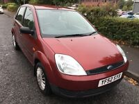 2002 Ford Fiesta 1.3 Petrol - 12 Month Mot - Hpi Clear - Excellent Runner - Bargain Clio 206 corsa