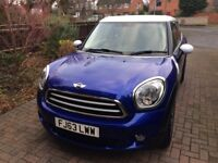 Mini Cooper Paceman 63 plate - FSH with 1 year Mini TLC remaining (free service)