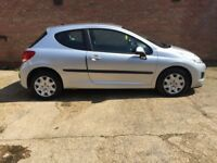 2009 Peugeot 207 1.4s A/C Petrol - Just Fully Serviced
