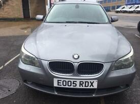 Bmw525d sat nav auto 2.5 diesel start&drives clean car