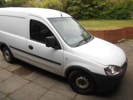 Vauxhall Combo Van - Excellent condition