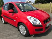 SUZUKI SPLASH GLS ***ONLY 55000 MILES***£30 ROAD TAX***