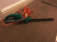 Black and decker hedge trimmer + free delivery