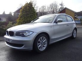 BMW 1 Series | 2009 | 2.0 L | 1 year MOT included - MUST SEE